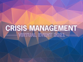 2021 Crisis Management Virtual Event